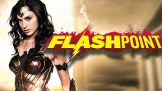Gal Gadot in Flashpoint - DC Comics News