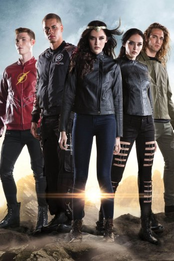 Hot Topic Justice League Jackets