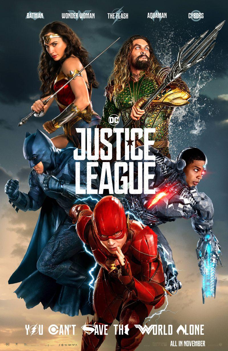 Justice League UK - DC Comics News