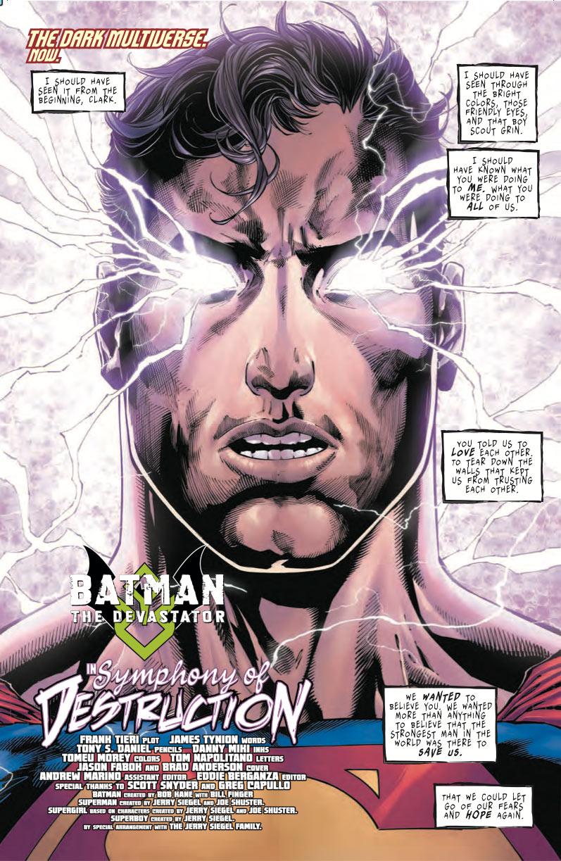 Batman The Devastator 1 - DC Comics News