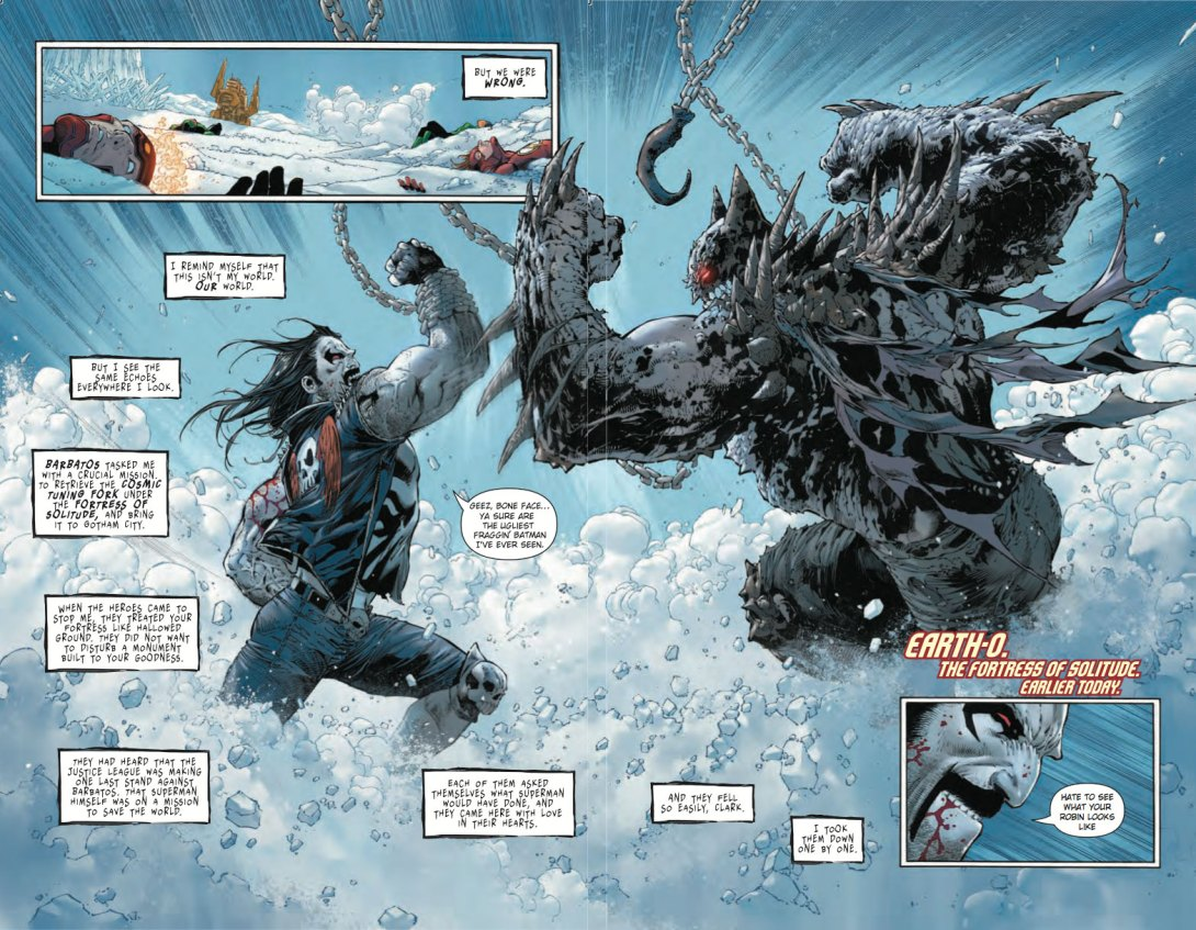 Batman The Devastator 2 and 3 - DC Comics News