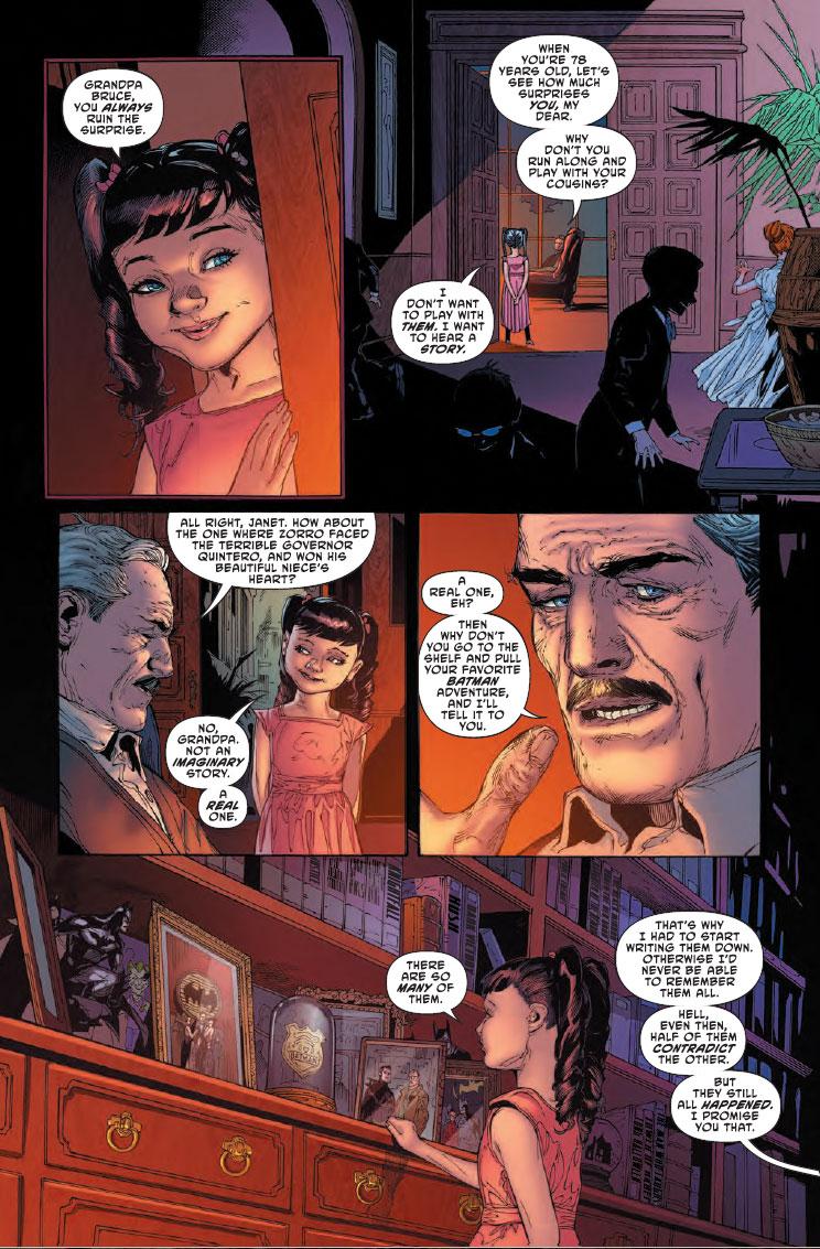 Batman Lost 3 - DC Comics News