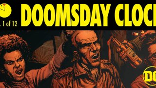 Doomsday Clock - DC Comics News