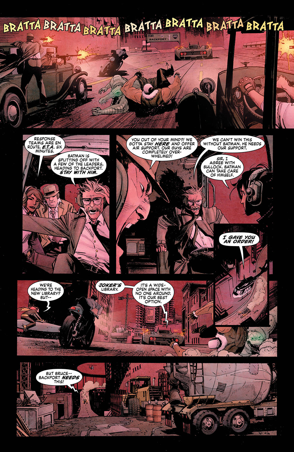 Batman White Knight 3_5 - DC Comics News