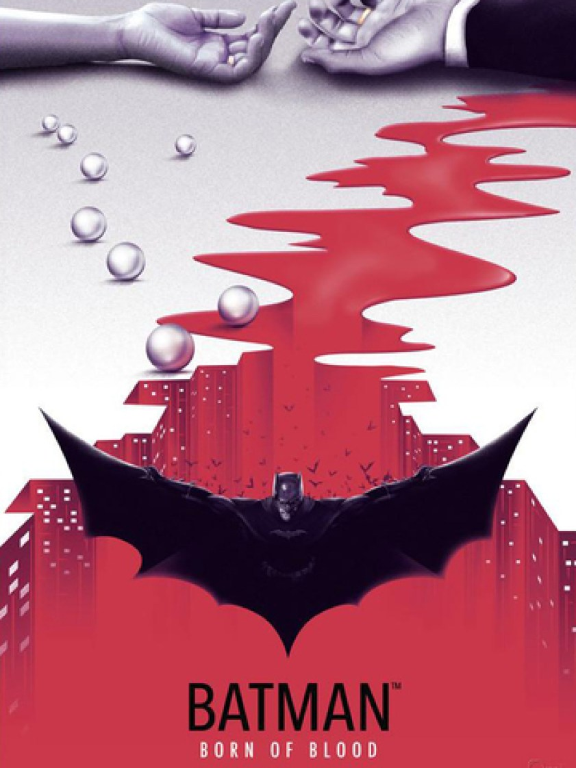 Batman Born of Blood - DC Comics News