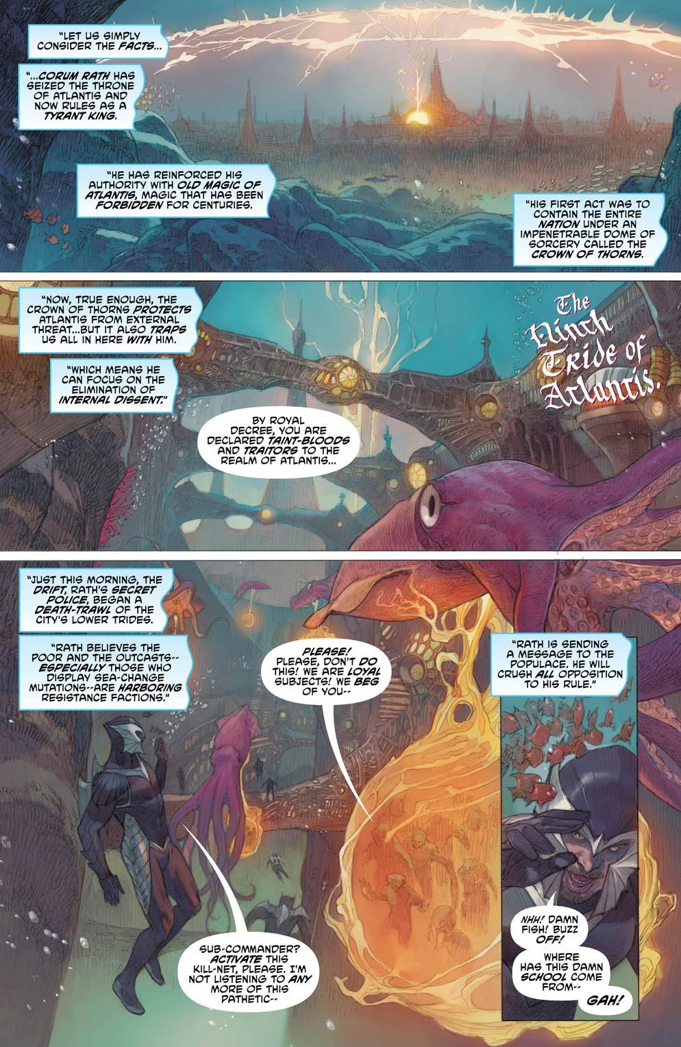 Aquaman 31_1 - DC Comics New