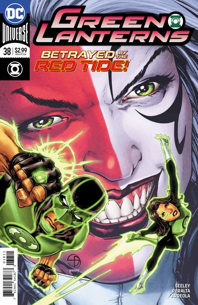 Review: Green Lanterns #38