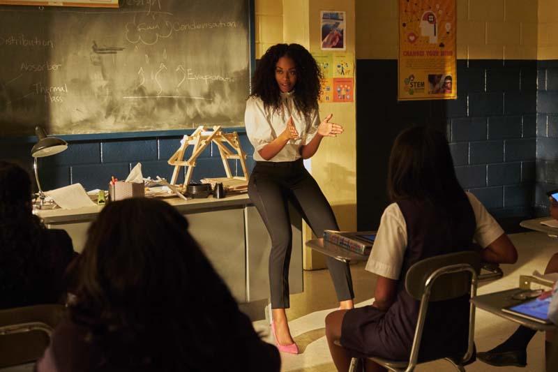 Nafessa Williams as Anissa Pierce