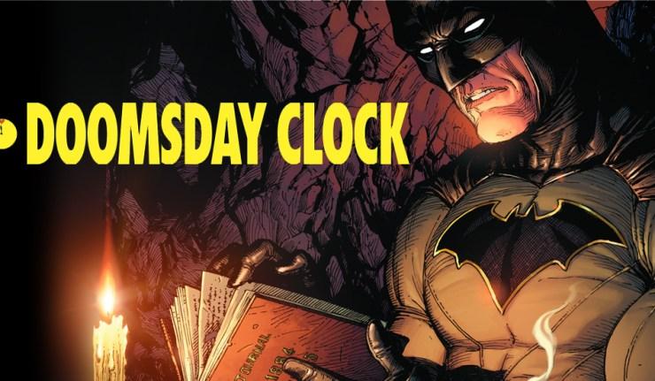 Doomsday Clock 3 - DC Comics News
