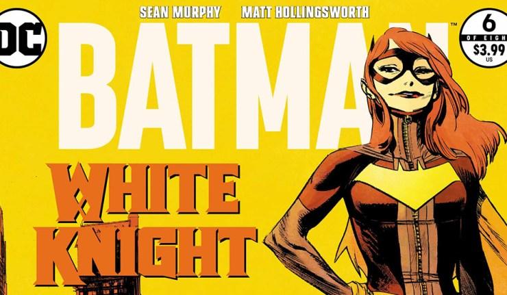 Batman White Knight 6 - DC Comics News