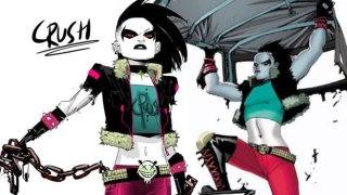 Crush Header - DC Comics News