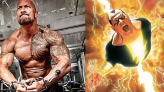 The Rock - DC Comics News