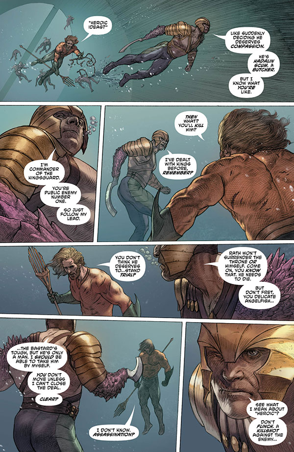 Aquaman 36 - page 4 - DC Comics News