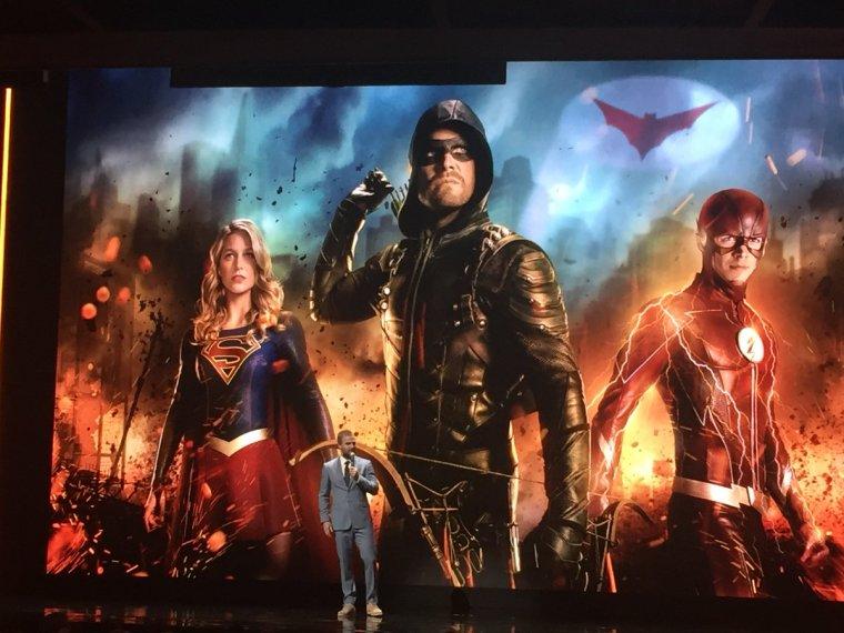 Arrow - Batwoman - DC Comics News