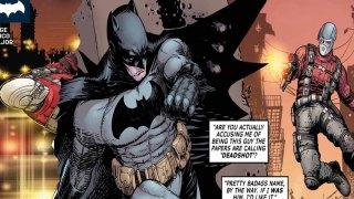 Batman sins of the father review dc comics news