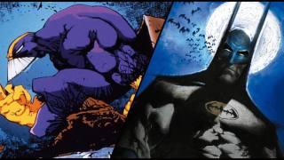 Sam Kieth Batman the Maxx dc comics news