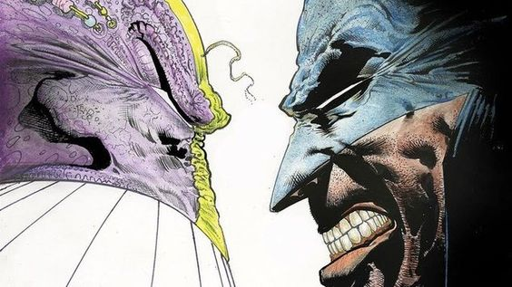 Sam Kieth Batman vs. the Maxx dc comics news