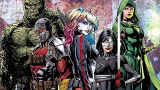 Rob Williams Suicide Squad #50 dc comics news