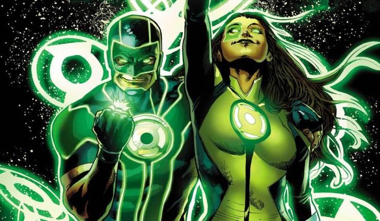 Green Lanterns Wildstorm Michael Cray dc comics news