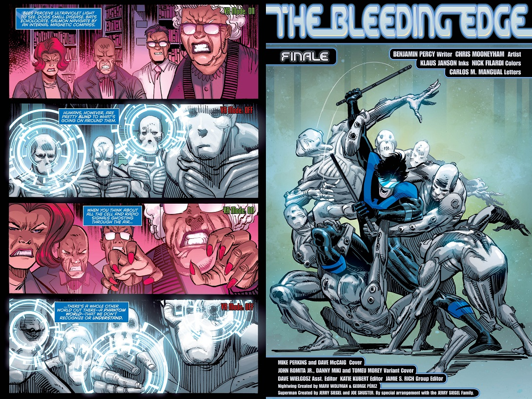 Nightwing #47 RomitaJr Variant