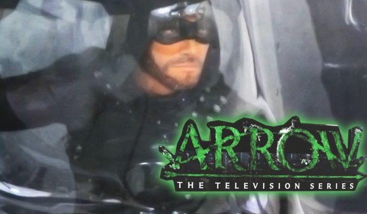 Arrow - DC Comics News