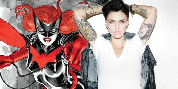 Ruby Rose addresses criticism for identifying as gender