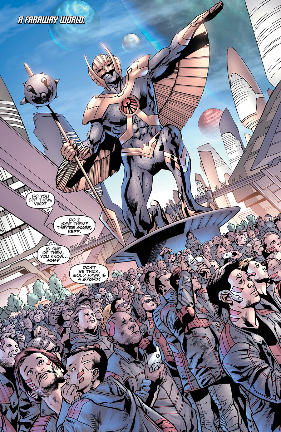 Hawkman 4_1 - DC Comics News