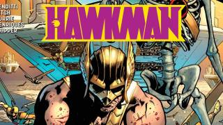 Hawkman 4 - DC Comics News