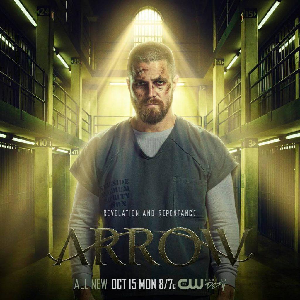 arrow season 7 dc comics news