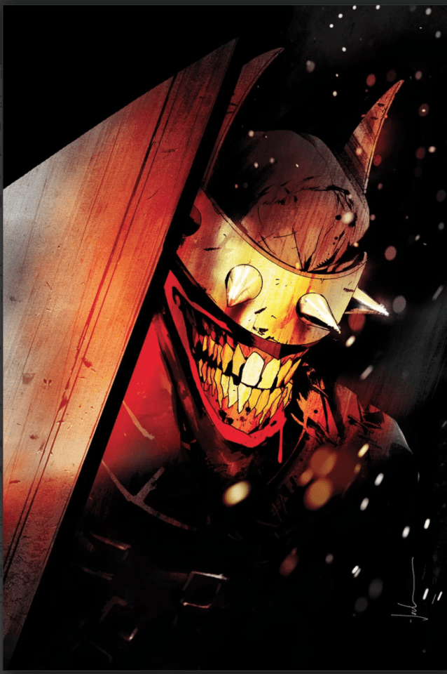 Scott Snyder Batman who laughs dc comics news