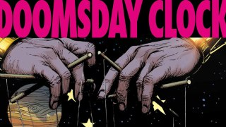Doomsday Clock 8 - DC Comics News