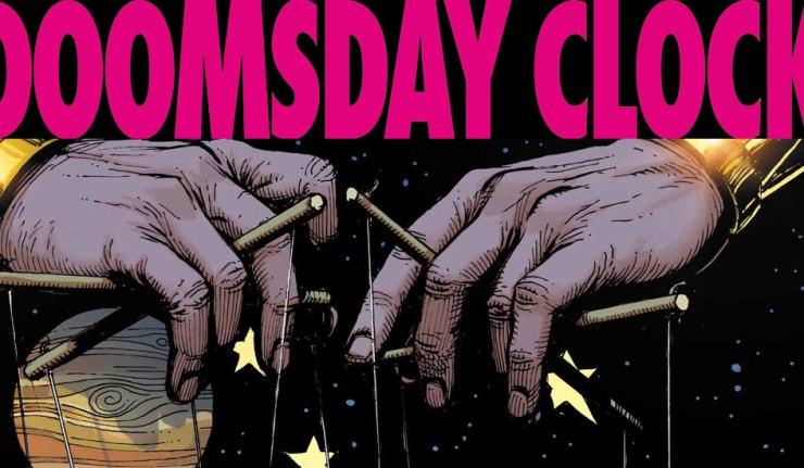 Doomsday Clock 8 - DC Comics News
