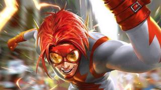 Young Justice variants dc comics news
