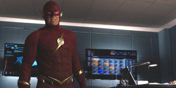 Barry Allen earth 90 dc comics news