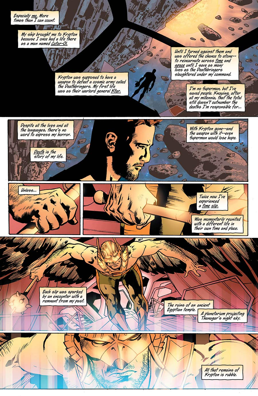 Hawkman_8_2 - DC Comics News