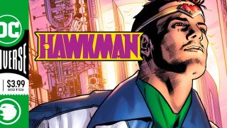 Hawkman 8 - DC Comics News