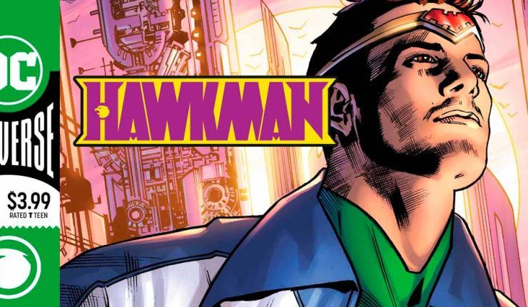 Hawkman 8 - DC Comics News