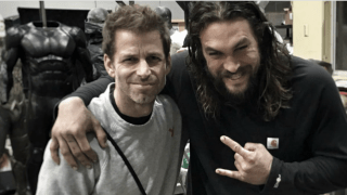 Zack Snyder aquaman dc comics news