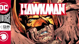 Hawkman 9 - DC Comics News