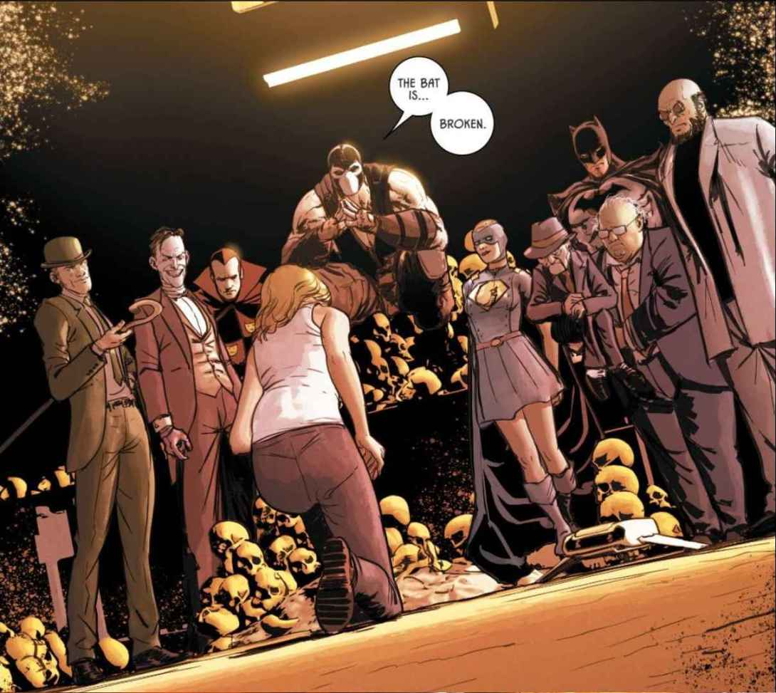 city of bane dc comics news