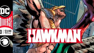 Hawkman 10 -DC Comics News
