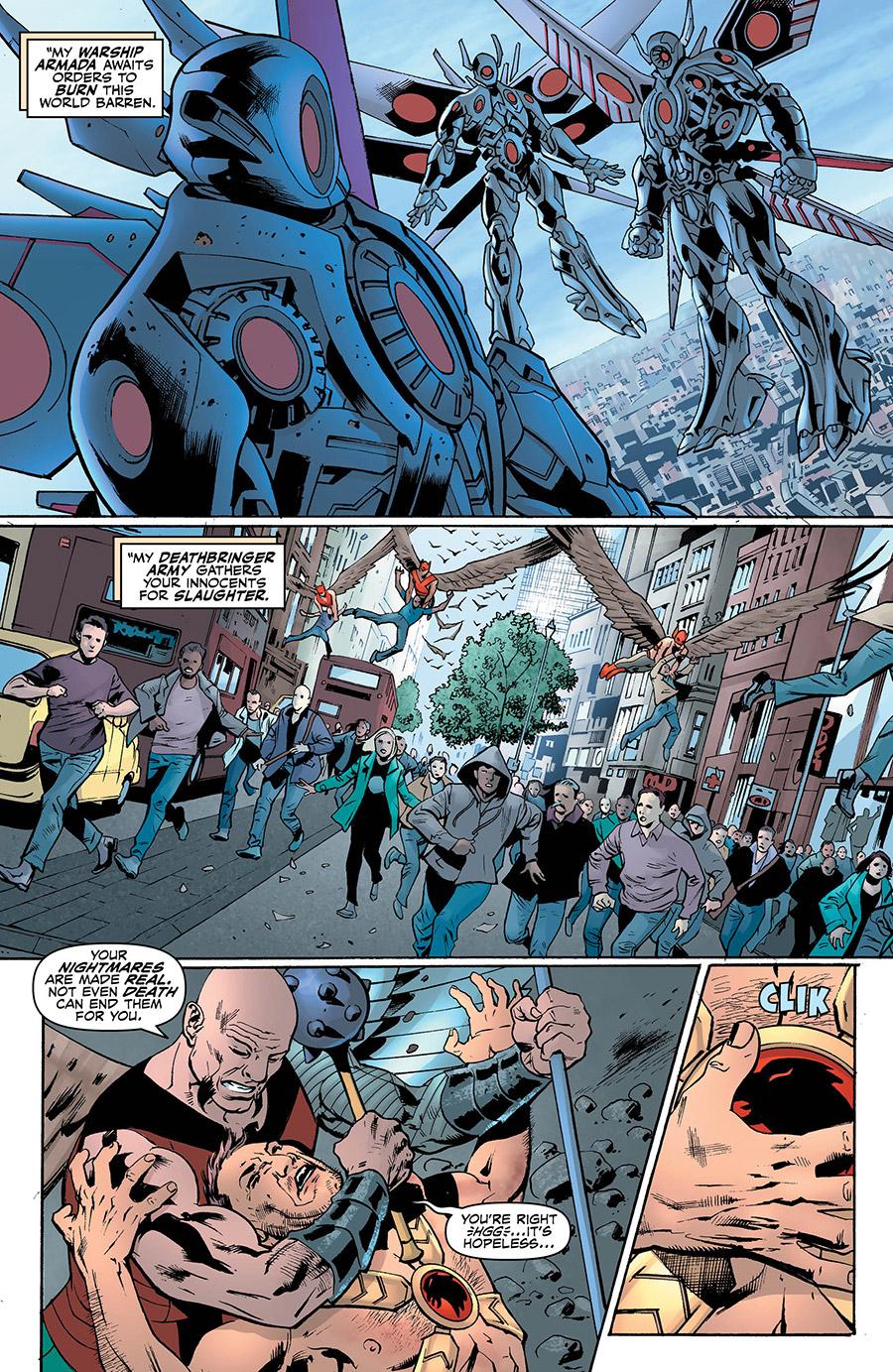 Hawkman 10_2 - DC Comics News