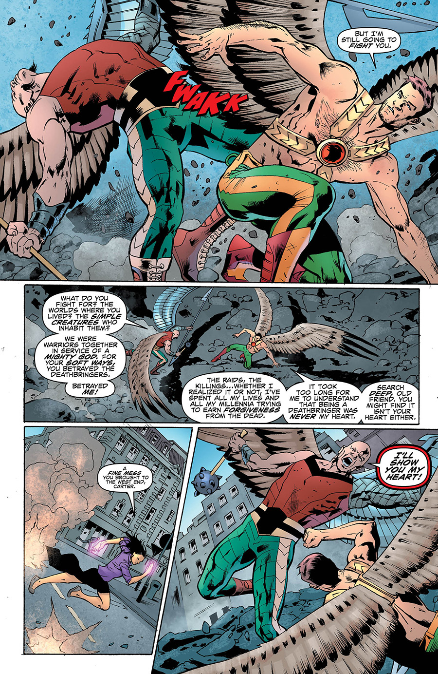 Hawkman 10_3 - DC Comics News