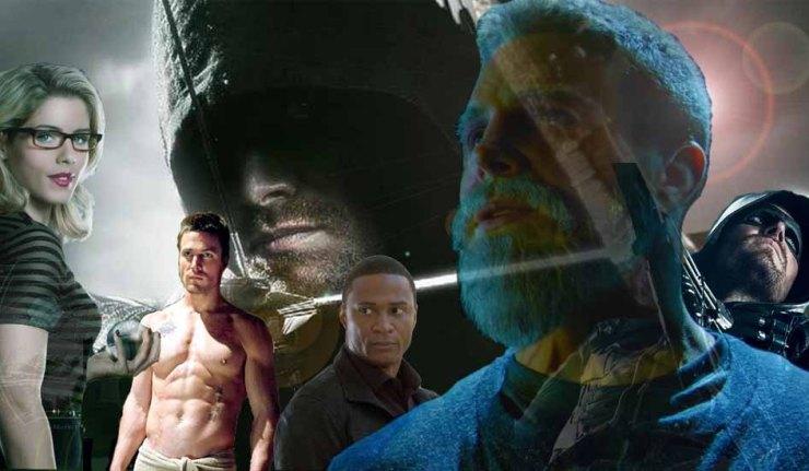 Arrow season finale dc comics news