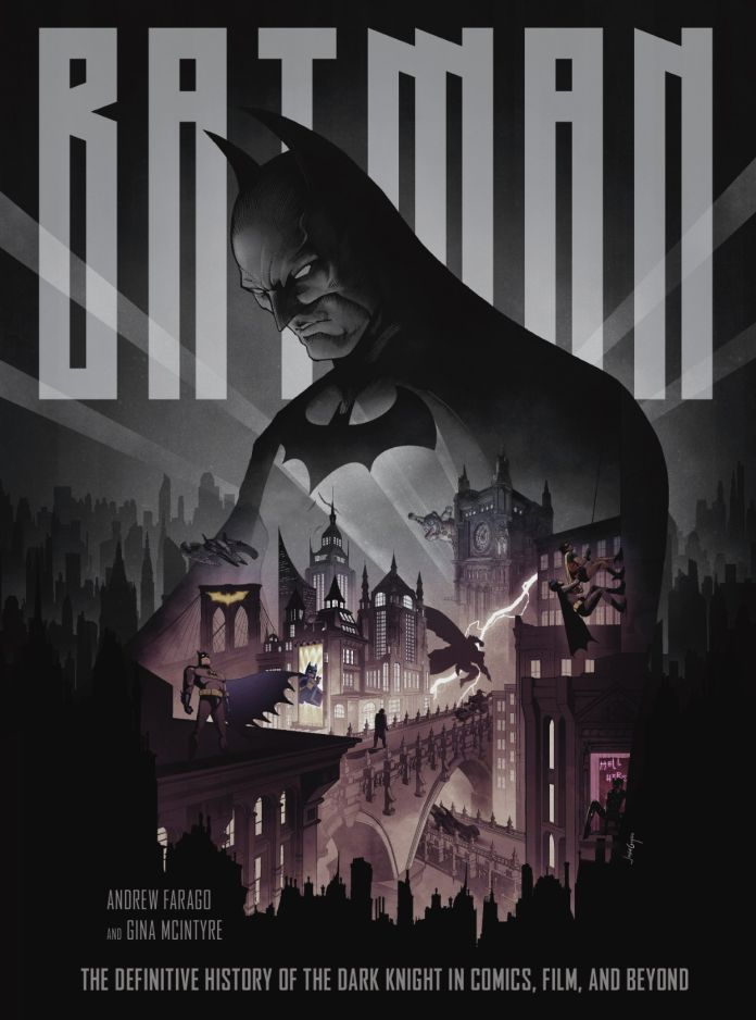 Batman - The Definitive History - DC Comics News