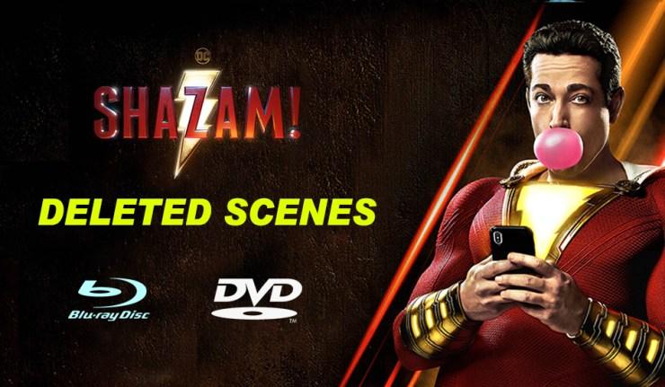 Shazam! - Deleted Scenes - DC Comics News
