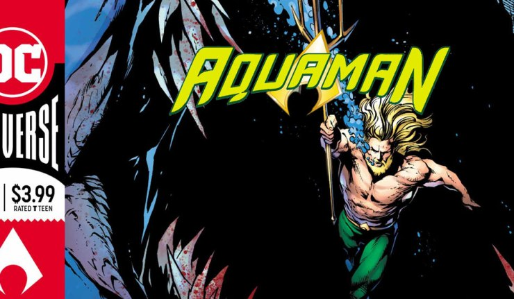Aquaman #48 - DC Comics News
