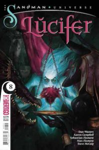 Lucifer #8-Cover
