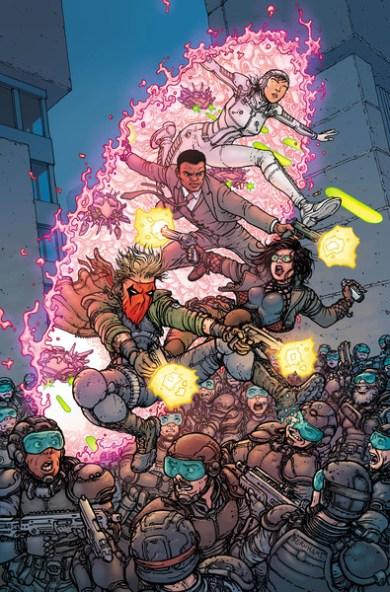 Wildcats Variant - DC Comics News