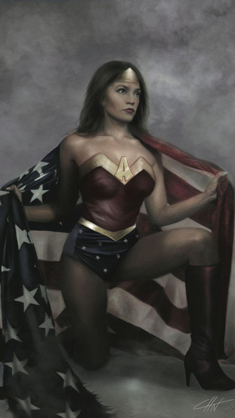 AOC Wonder Woman